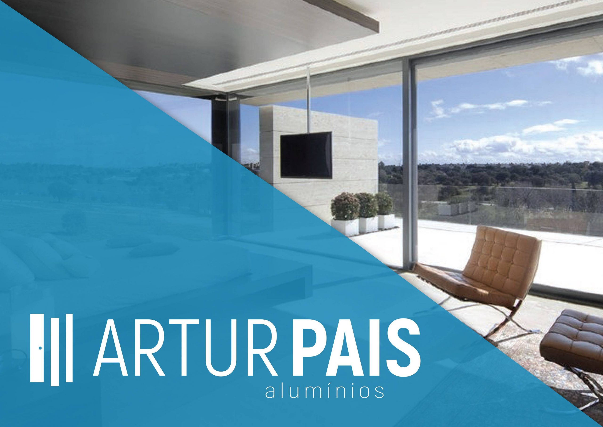 Logotipo Artur Pais